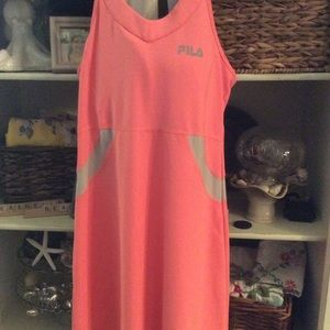 Fila athletic dress size XS